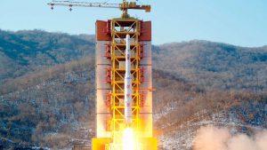 КНДР провела запуск ракети невизначеного типу
