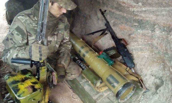 ЗВІТ. Перша партія ручок переносу вогню надійшла до підрозділів 72 та 92 механізованих бригад