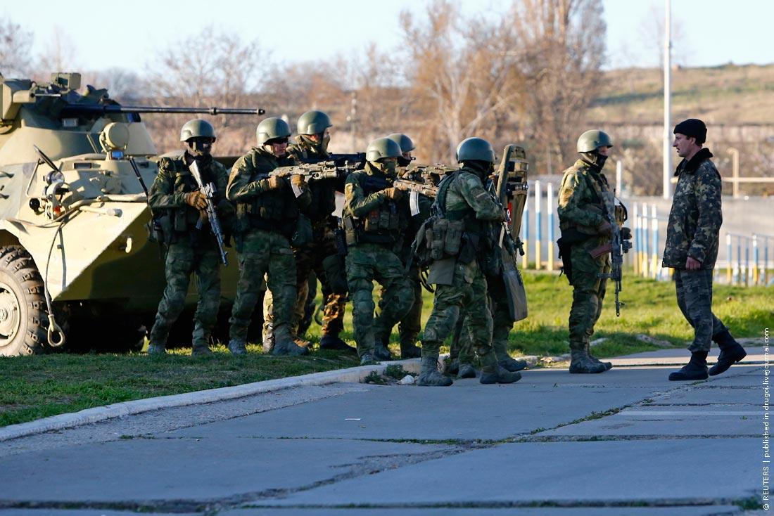 Чорноморський флот – за лаштунками «кримської весни»