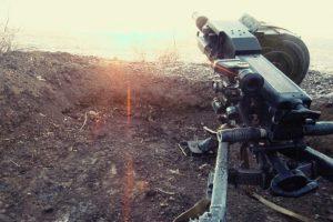 Волонтер – Збройні Сили України просунулись на Світлодарській дузі