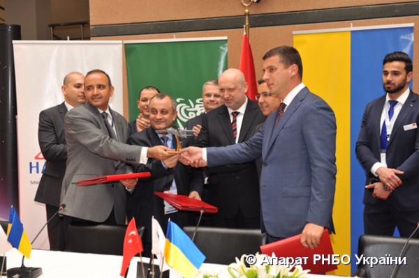 Підписано стратегічний документ про співпрацю між оборонпромами України та Туреччини