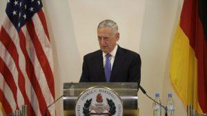 """Армія США має бути готовою до """"воєнних варіантів"""" конфлікту з КНДР – Меттіс"""