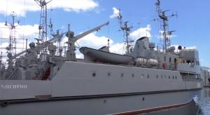 """Навчальний катер ВМС України """"Чигирин"""" вийде в море вперше за 17 років"""