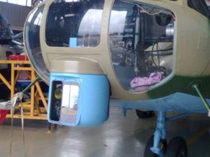 Проведені успішні випробування оптико-електронний модуль для виявлення цілі та наведення ракети, що встановлюється на гвинтокрилах