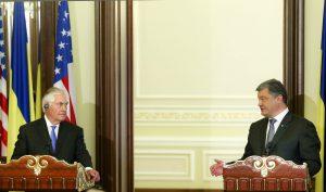 Держсекретарь США Рекс Тіллерсон прибув до України