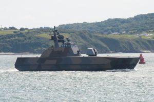Ракетний катер «SKJOLD» як основа «москітного флоту» ВМС України