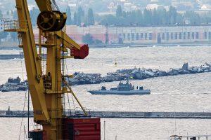 До Одеси прибули МБАКи, що раніше були помічені на Дніпрі