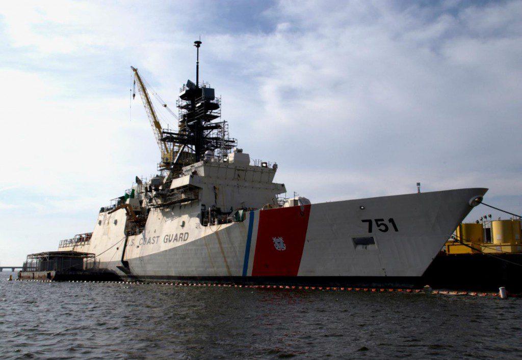 Берегова охорона США модернізує отримані 10 років тому кораблі