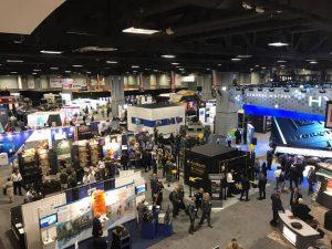 Україна вперше показала свою зброю на міжнародній виставці «AUSA-2017» в США