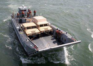 Армія США підписали контракт на розробку та виготовлення нових десантних катерів