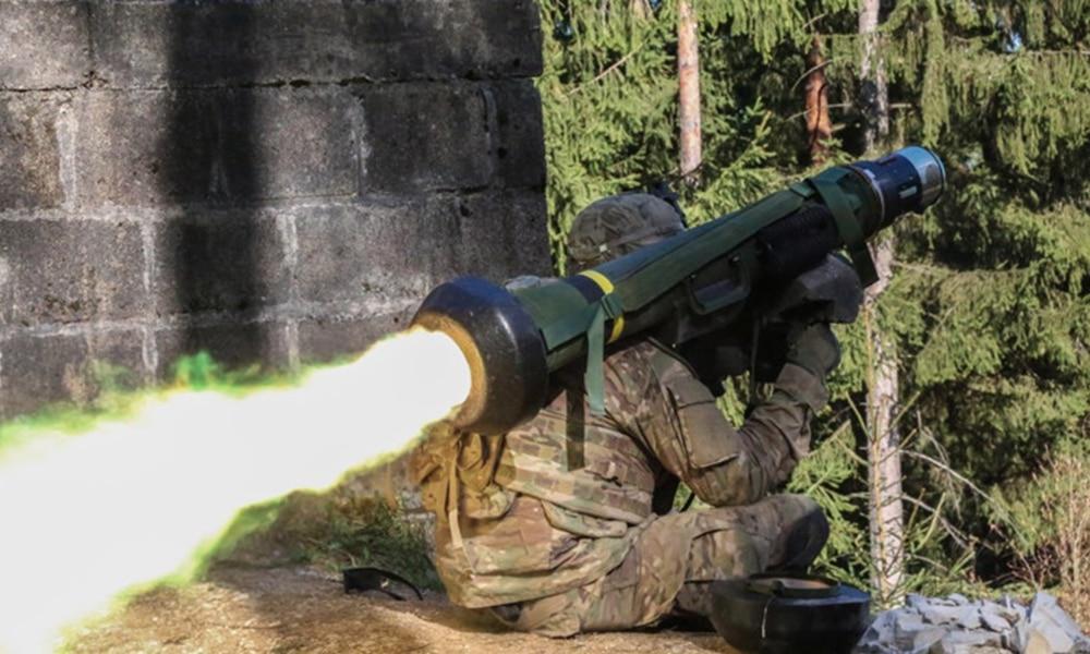 """У Польщі розглядають можливість закупівлі комплексів """"Javelin"""" для військ територіальної оборони"""
