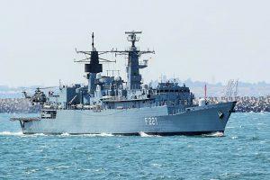 """Румунський фрегат приєднається до операції НАТО """"Sea Guardian"""""""