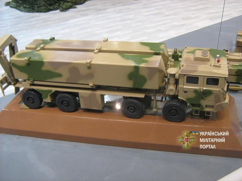 Китайський ракетний комплекс GATSS