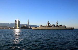 До Грузії завітали кораблі постійної групи НАТО SNMCMG2