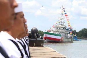 ВМС Мексики отримали десятий патрульний корабель класу Tenochtitlan