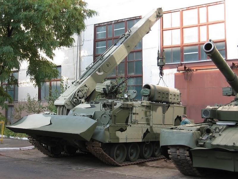 БРЕМ-84 «Атлет»