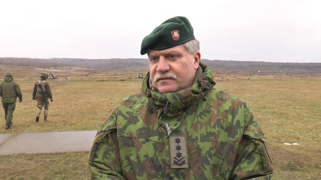 Старий патерн литовської уніформи