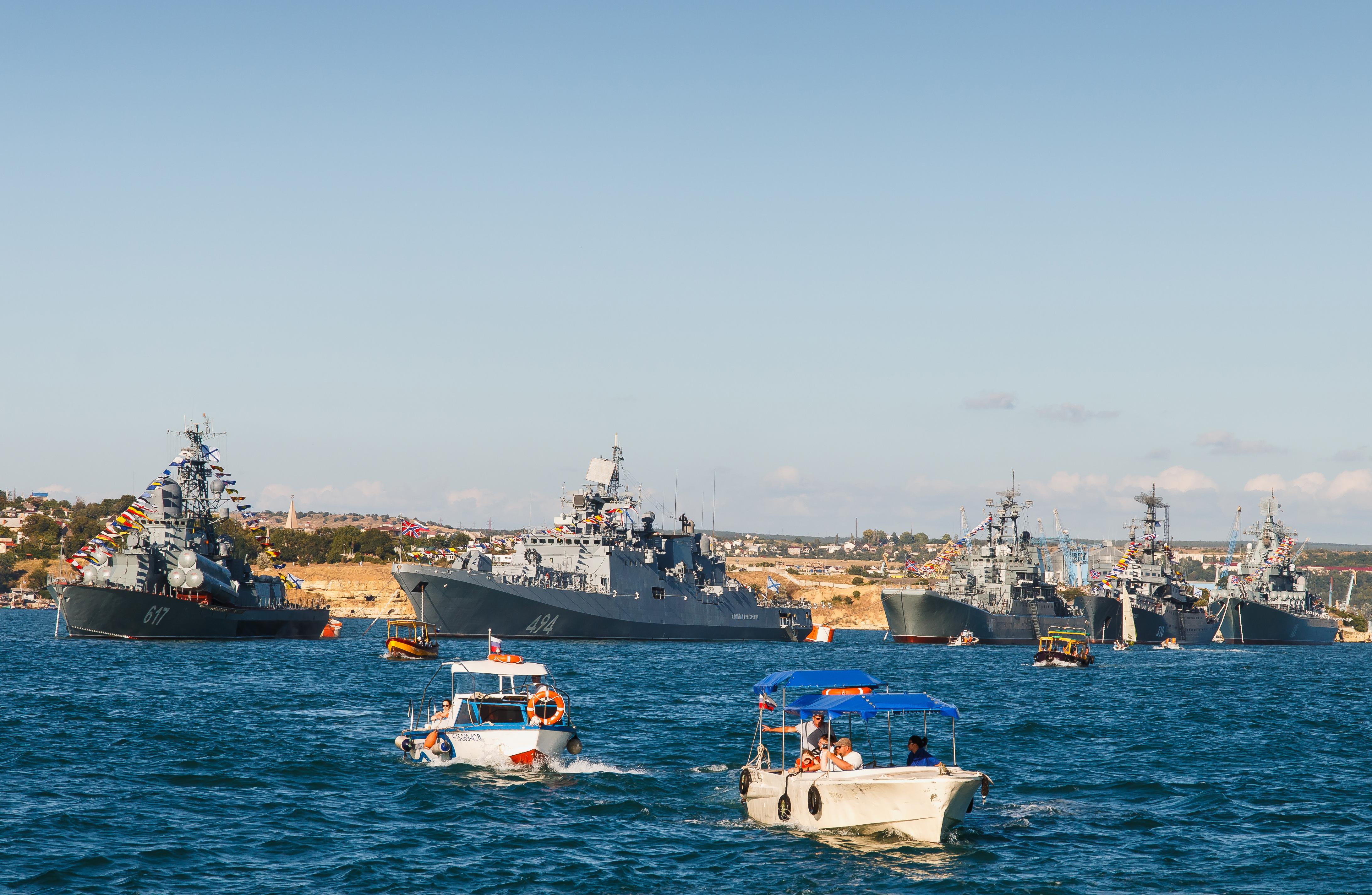 Як і чим озброюють Крим. Частина перша – бойові кораблі