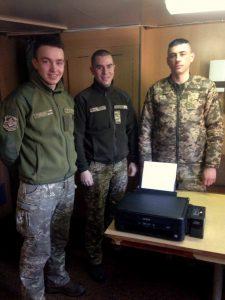 """Фотозвіт від кілекторного судна """"Шостка"""" ВМС України"""