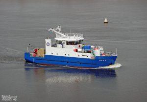 Міжнародна кооперація Україна-Естонія у суднобудуванні