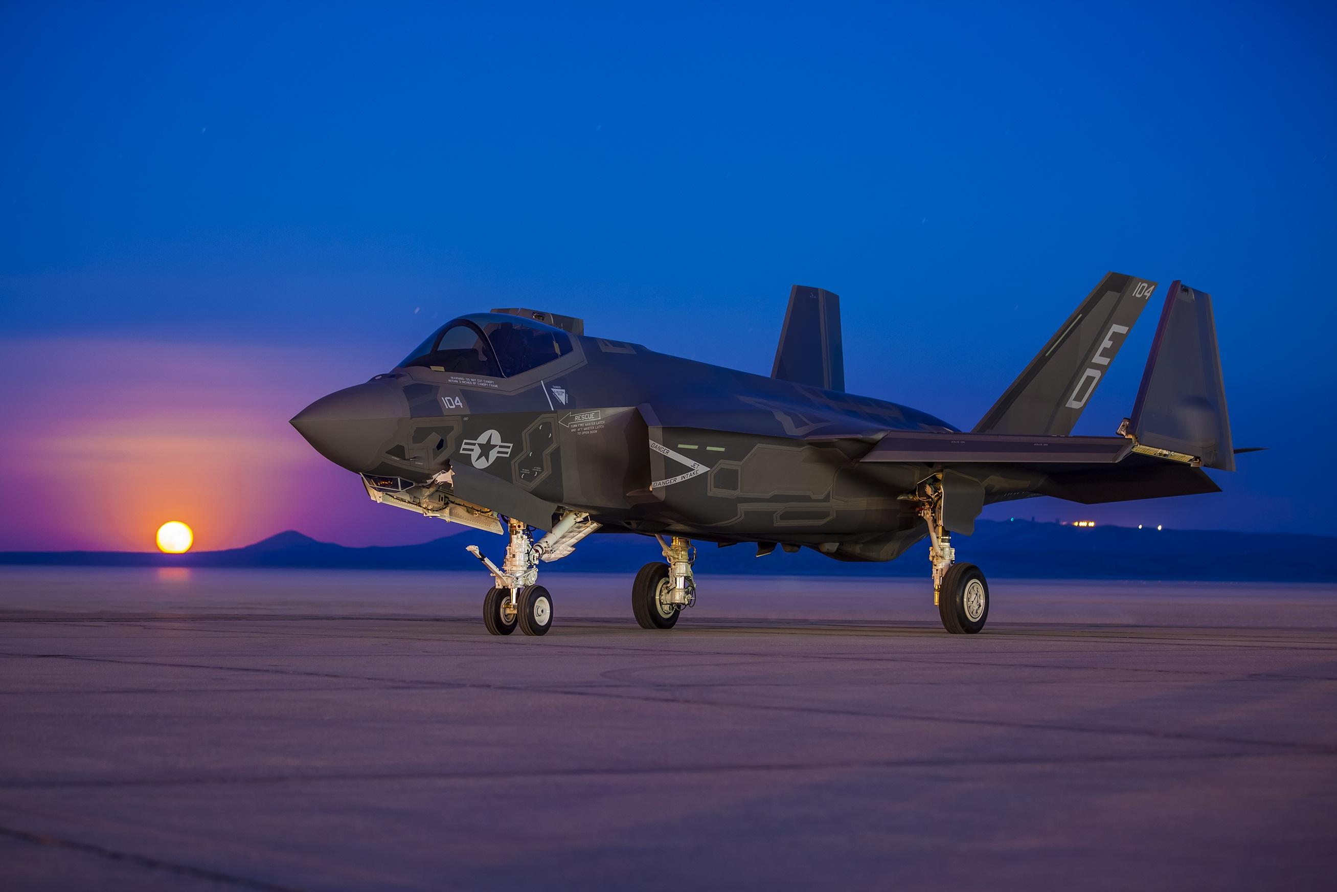 Перші F-35 Польща зможе отримати у 2024 році