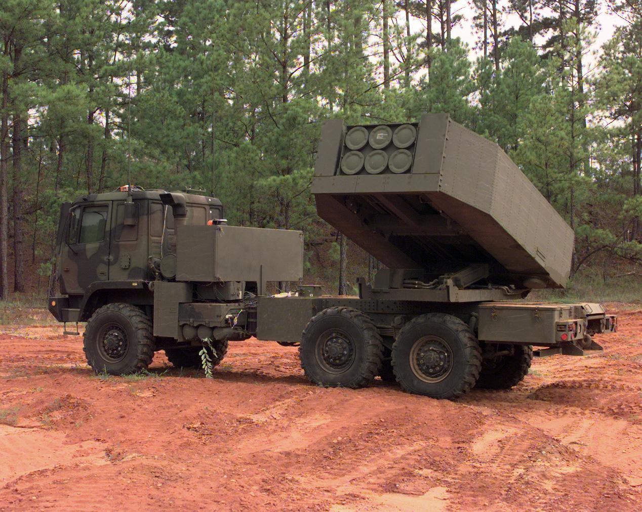 Ракетна система HIMARS