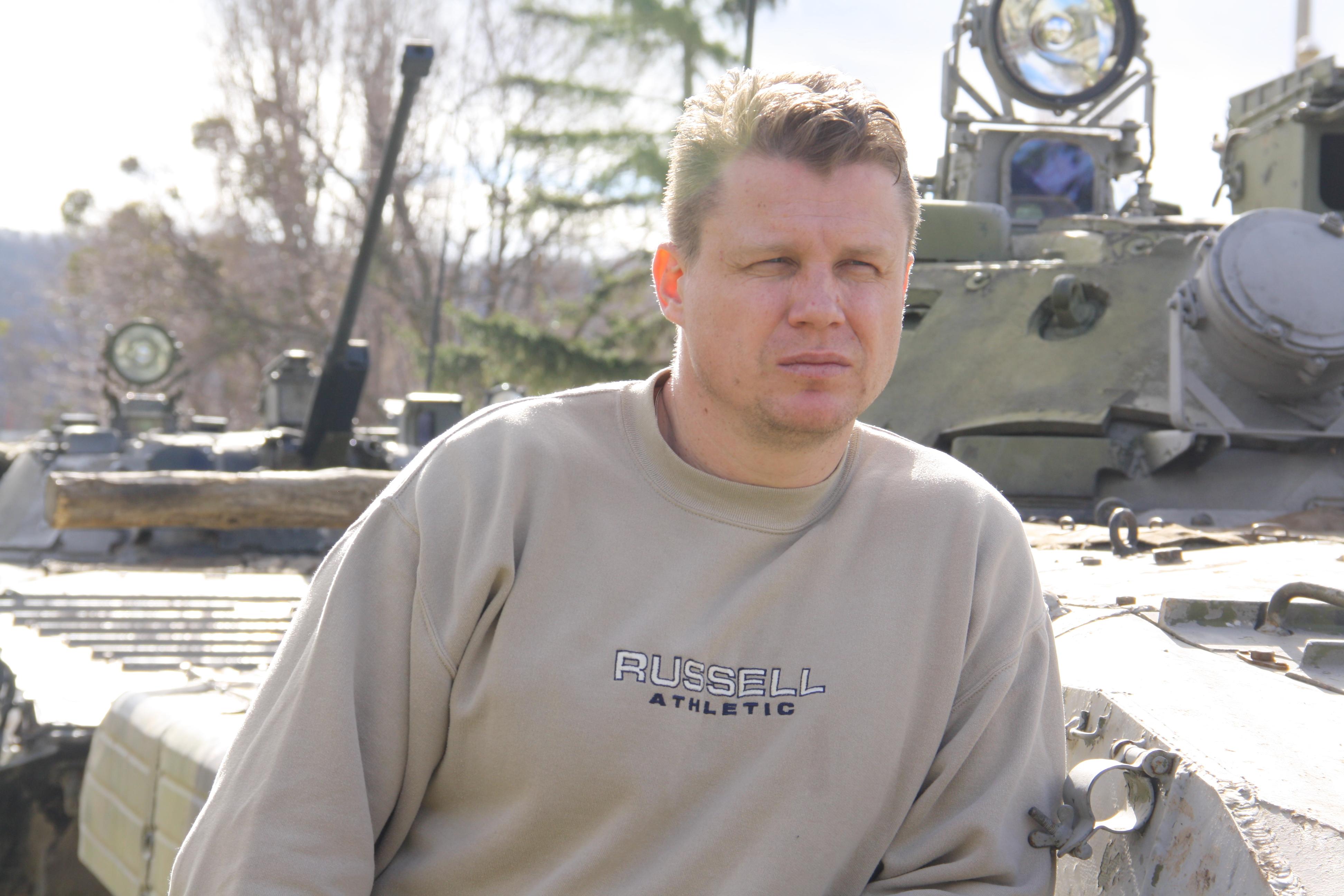 Крим – 2014: погляд журналіста (Леонід Матюхін про кримські події лютого-березня 2014 року)