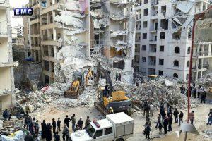 Шо там в Сирії – хроніка подій за 10 квітня