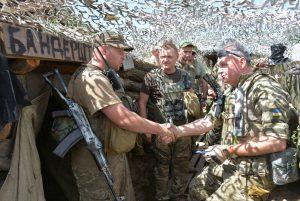 Інтерв'ю Укрінформу з Віктором Муженко – генералом армії, начальник Генерального штабу ЗСУ