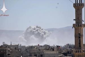 Що там у Сирії – хроніка подій за 8 травня