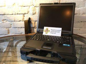 Мілітарна допомога: звіт по купівлі та передачі військового ноутбука Getac B300X