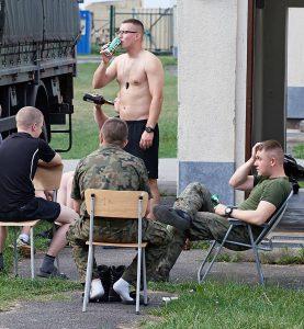 Система заохочень та покарань в системі американської армії