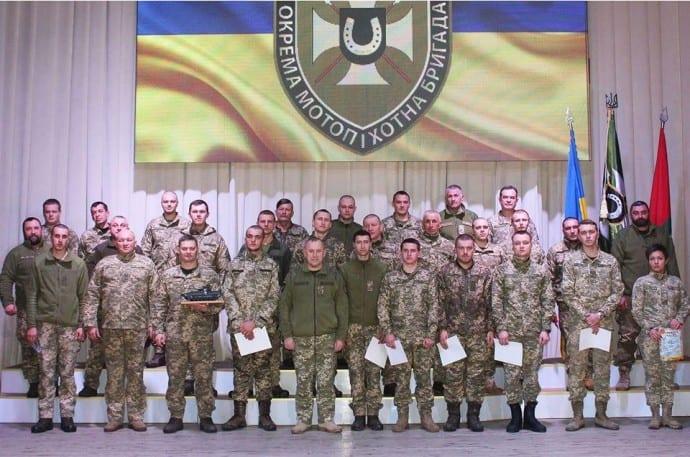 Інтерв'ю з заступником командира 59 мотопіхотної бригади ЗС України