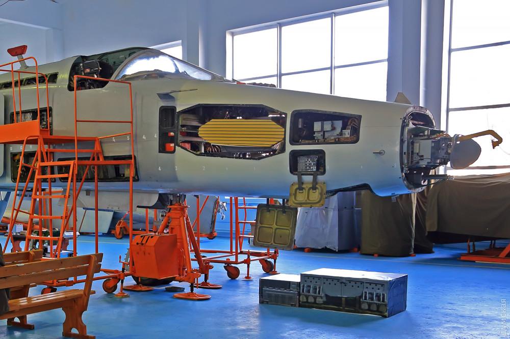 Проект модернізації літака розвідника Су-24МР