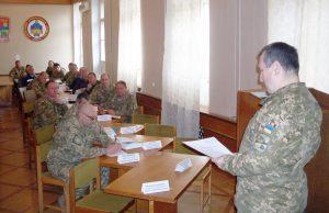 """В ОК """"ПІВДЕНЬ"""" відбулися збори з військовими комісарами"""