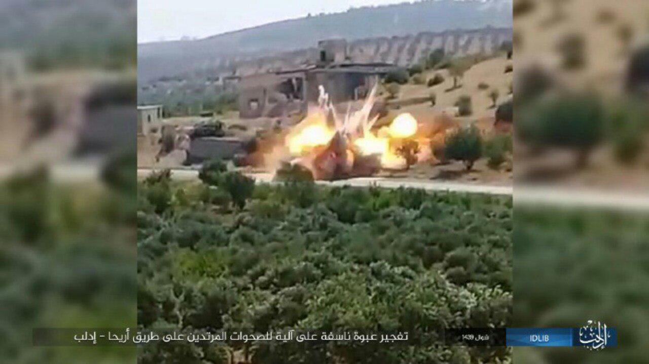 Що там у Сирії – хроніка подій за 8 липня