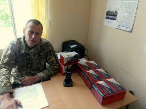 Фотозвіт від Центру підготовки сержантів ВМС про отримання 10 радіостанції