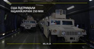 США підтримали надання Україні 250 млн доларів