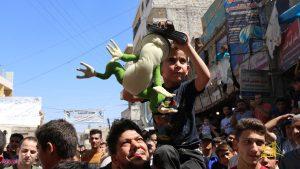 Що там у Сирії – хроніка подій за 30-31 серпня