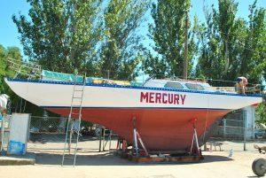 Яхта для ВМСУ