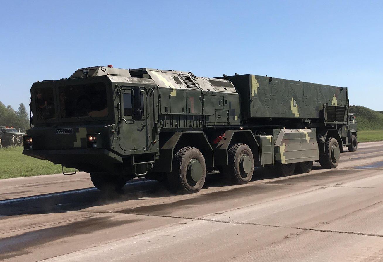 Україна розробляє Багатофункціональний ракетний комплекс