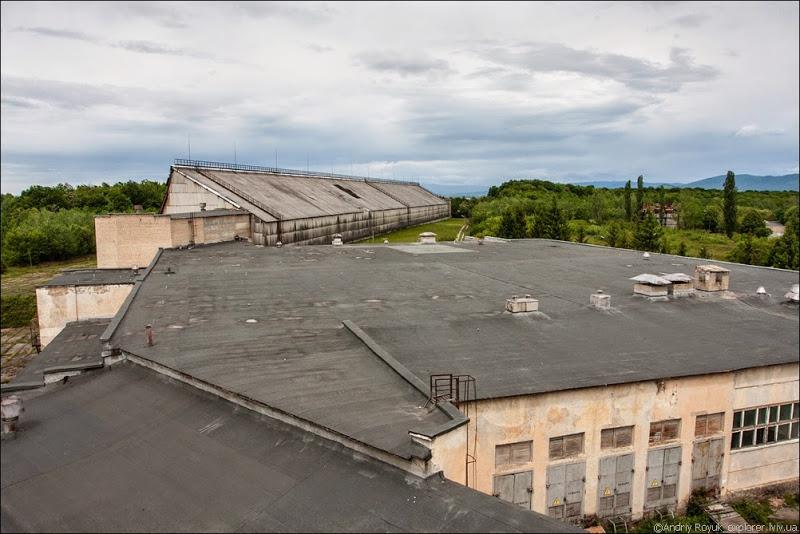 Сучасний стан РЛС у Мукачево