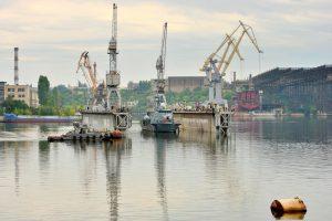 Плани відновлення та розвитку Миколаївського Суднобудівного Заводу