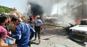Що там у Сирії – хроніка подій за 1-2 вересня