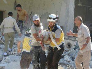 Що там у Сирії – хроніка подій за 3-4 вересня
