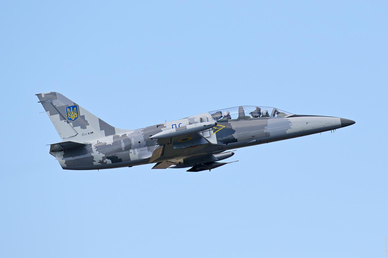 L-39М1 під час випробувань