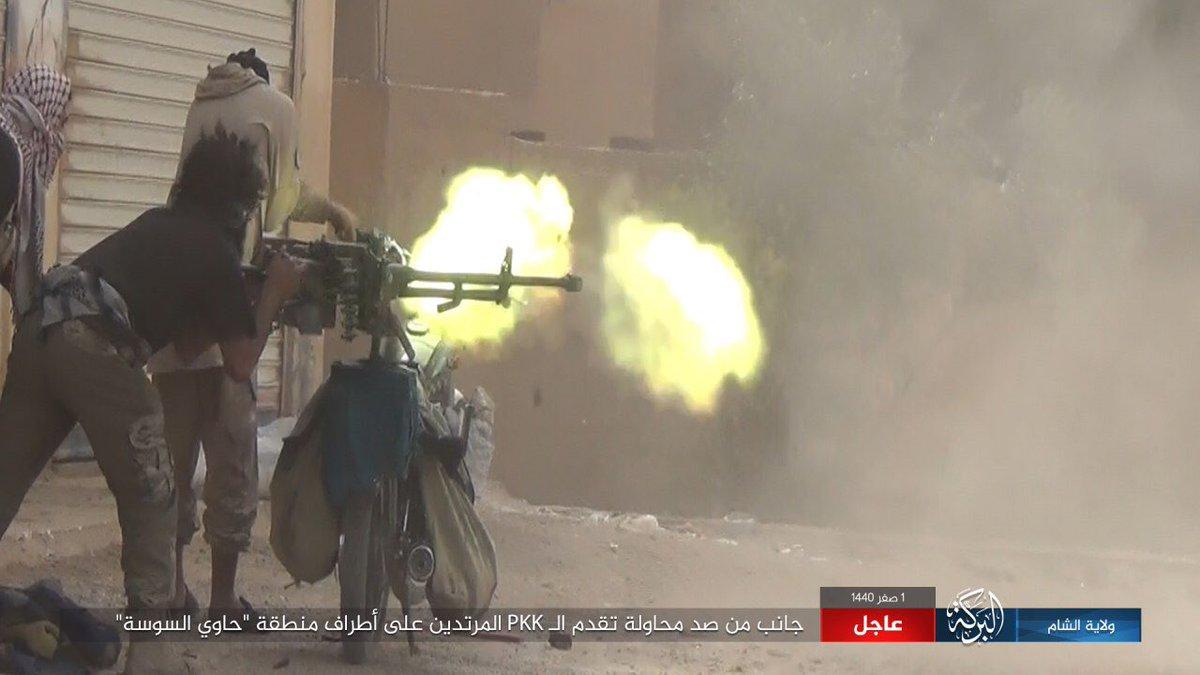 Що там в Сирії – хроніка подій за 11-12 жовтня