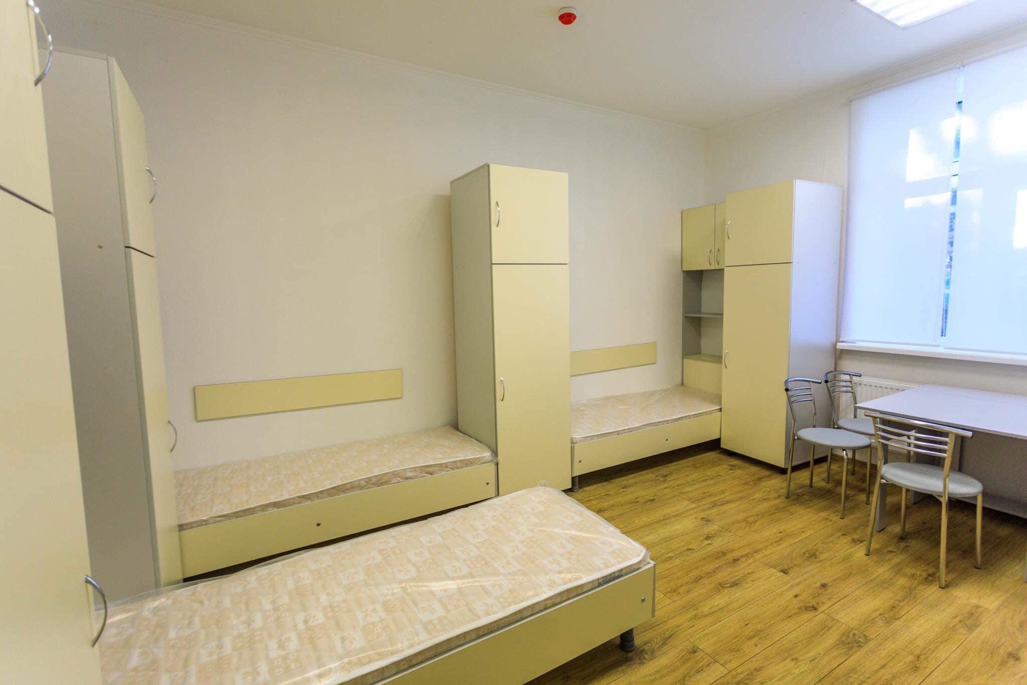 Кімната гуртожитку Фото: Юрій Бірюков