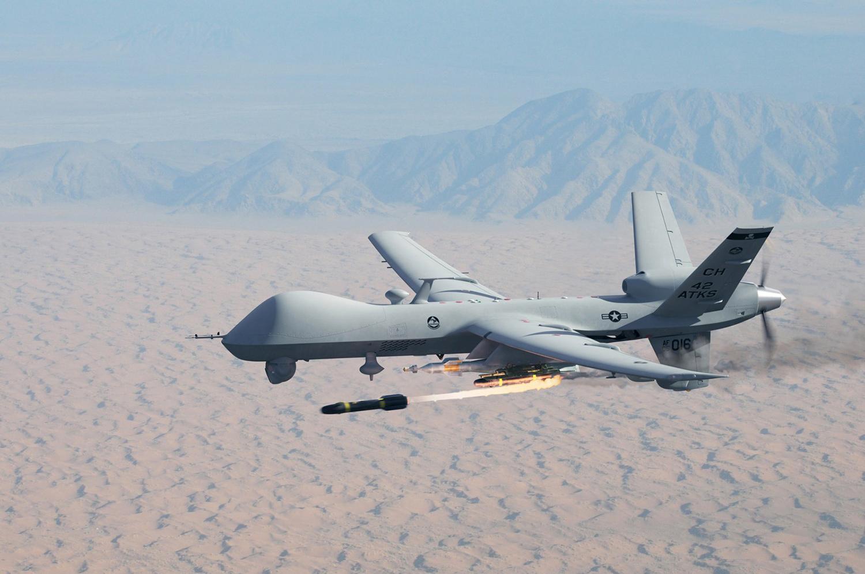 Ударний безпілотник MQ-9 Reaper