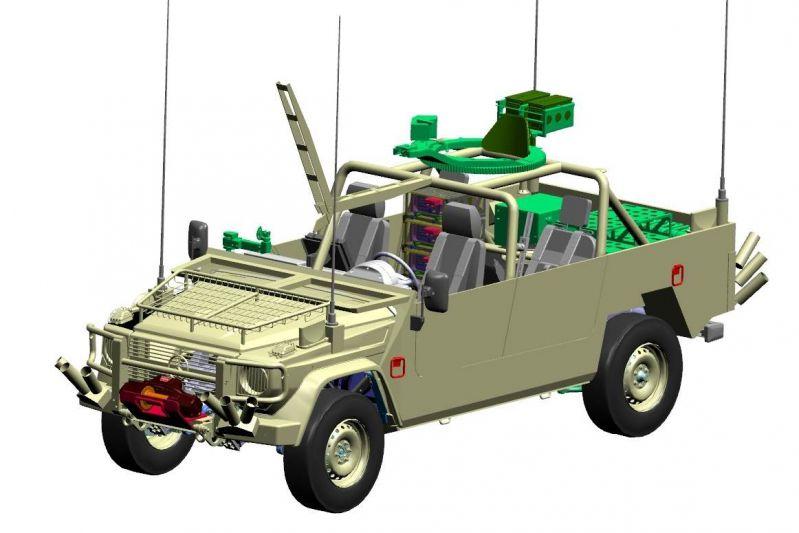 12kN AASLT для армії Нідерландів